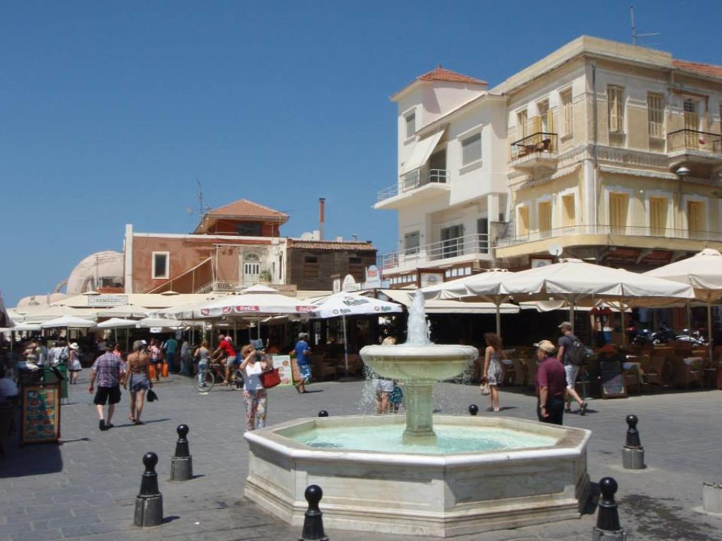 Where to go out in Chania 1